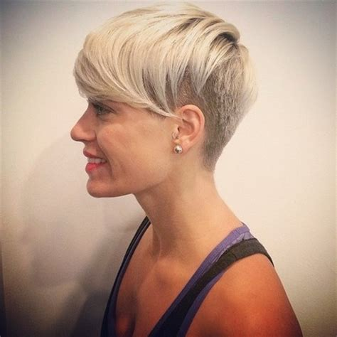 womens haircut with short sides 26 super cool hairstyles for short hair pretty designs
