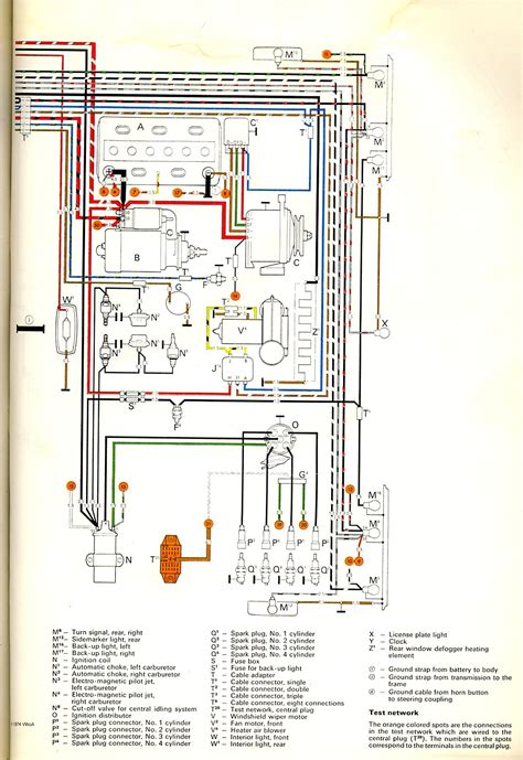 thesambacom type  wiring diagrams