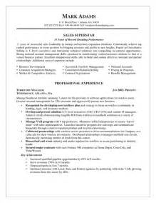 Account Sales Manager Sle Resume by Sales Account Manager Resume Exle