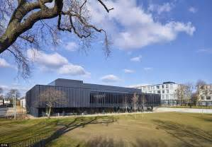 1950 S Modern Architecture Uk S Stirling Prize Include A 1950s Style School A Tower