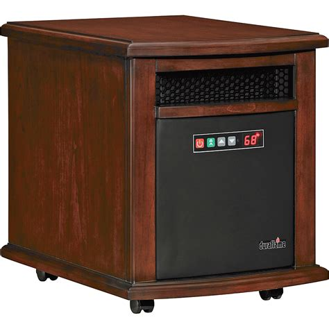 quartz infrared heat product duraflame powerheat infrared quartz heater 5200