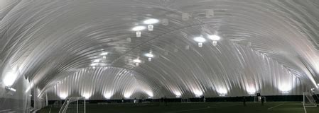 Soccer Dome Projects Air Supported Structures Domes Downsview Park Lights