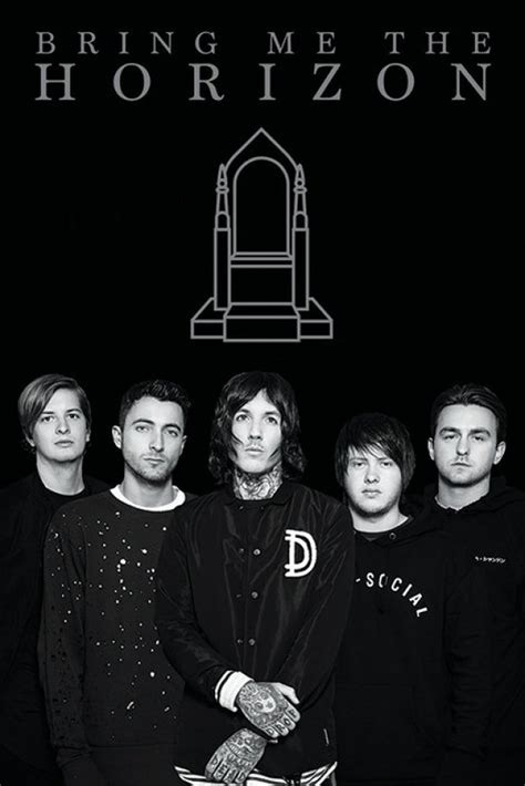 Bantal Bring Me The Horizon That S The Spirit Bmth07 Bantal Sofa Mobil bring me the horizon posters bring me the horizon spirit poster pp33695 panic posters