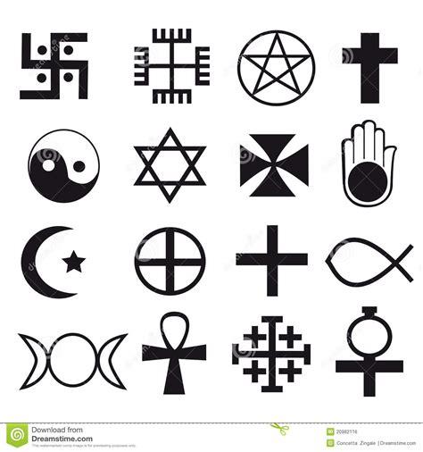 simbolos o imagenes de halloween o texto da cole 231 227 o de s 237 mbolos religiosos imagem de stock