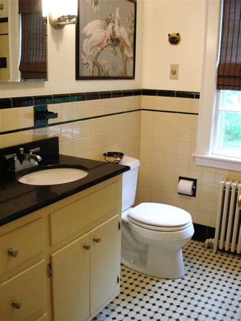 yellow tile bathroom ideas 20 black and yellow bathroom design ideas with pictures