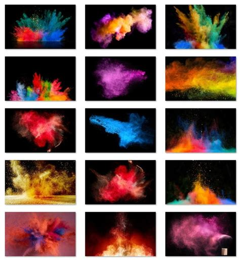 themes colour download color explosion theme for windows download pureinfotech