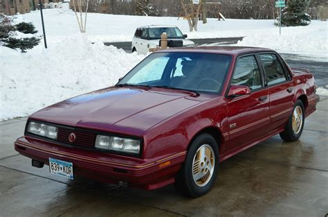 auto air conditioning repair 1987 pontiac 6000 transmission control 1989 pontiac 6000 ste all wheel drive awd sedan 4 door 3 1l for sale in osseo minnesota