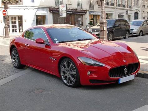 red maserati sedan red maserati granturismo s youtube