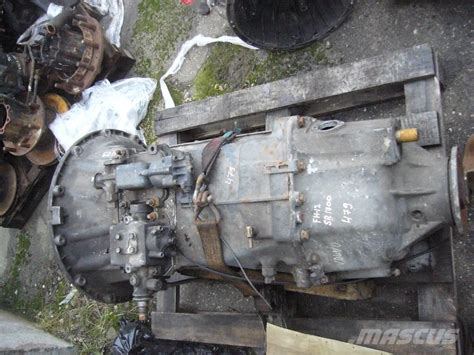 volvo fh sr gearbox transmission year  price    sale mascus usa