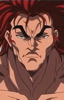 my anime list baki yujiro hanma grappler baki tv myanimelist net