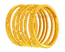 Skin care beauty zone 22k gold bangles