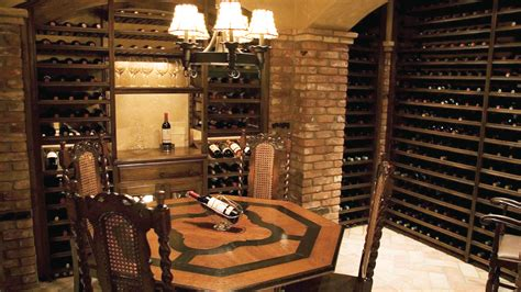 wine cellar in basement expensive wine cellar built in basement cellars