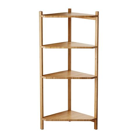 Corner Shelf Unit by R 197 Grund Corner Shelf Unit