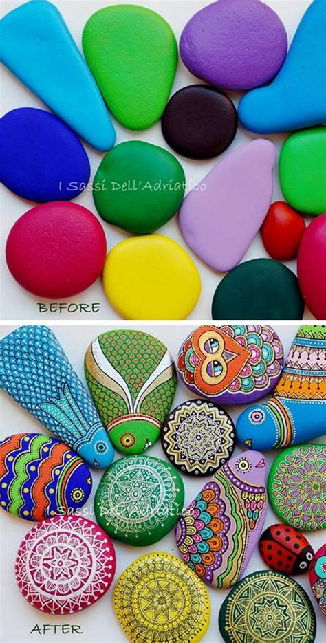 Easter Decorations To Make For The Home by How To Make Painted Rocks 187 Bellissima Kids Bellissima Kids