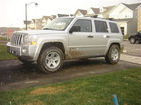 jeep patriot suspension ok whos a member of the lifted mk club page 9 jeep