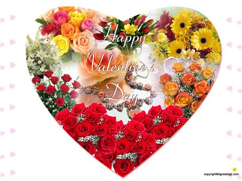 valentines day flower specials high definition photo and wallpapers valentines day