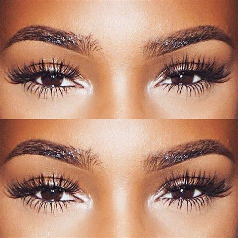 6 Best Eyelashes by 16 Besten Make Up Bilder Auf Augenbrauen
