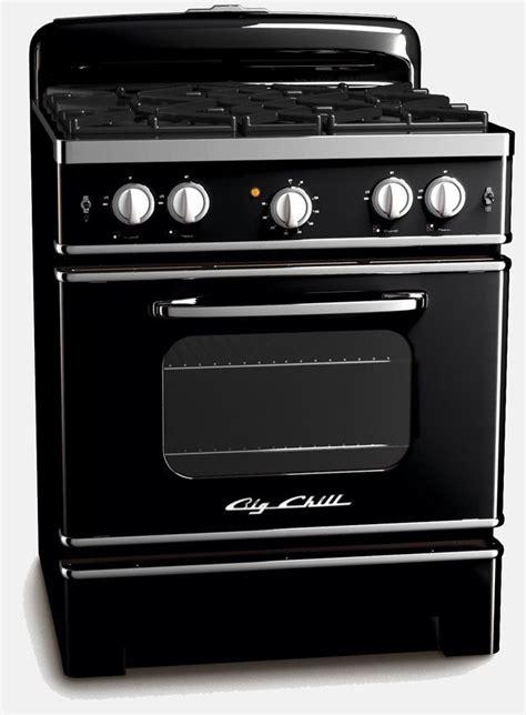 reproduction kitchen appliances stove black black ebony pinterest