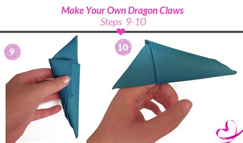 How To Make A Paper Claw Finger - paper claw tutorial enter the