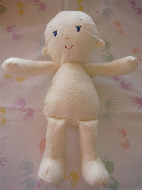 Handmade Doll Patterns Free - cloth doll sewing pattern