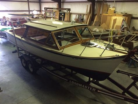 Sleeper Boats by Lyman Hardtop Sleeper 1966 For Sale For 12 900 Boats