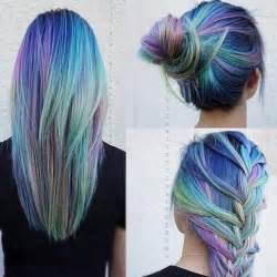 mermaid hair color 1000 ideas about mermaid hair on dyed hair