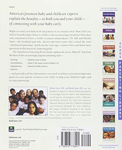 the attachment parenting book 0316778095 the attachment parenting book a commonsense guide to understanding and nurturing your child