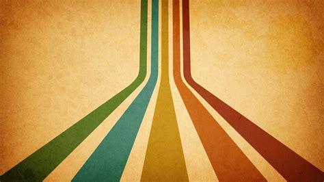 Gestrichene Wände Ideen by Die 70 Besten Retro Wallpapers