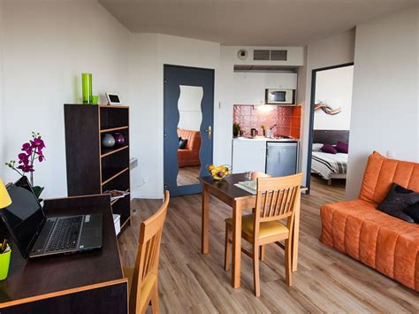 Appartement Grange Blanche by T2 Meubl 233 Privilodges Lyon Grange Blanche