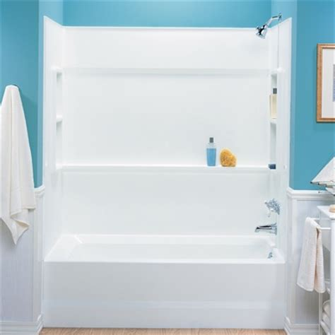 bathtub wall surround kits choosing a new bathtub for your next bathroom remodel