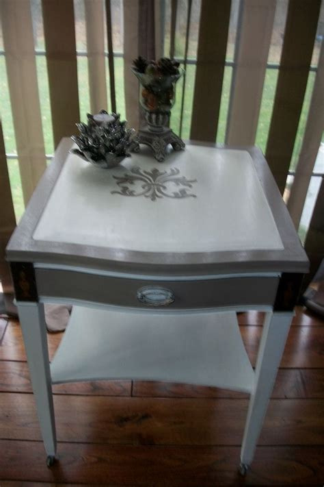 chalk paint ideas for end tables 1000 images about end table ideas on vintage