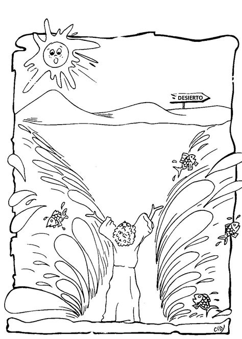 preschool bible coloring pages moses 89 bible coloring pages moses moses theme coloring