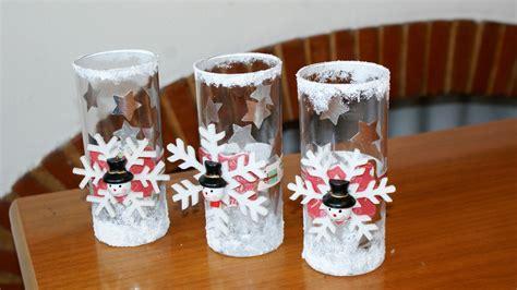 bicchieri decorati per natale tutti i colori di cria idee per natale