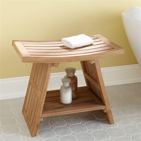 shower wood bench warm wooden shower bench the homy design