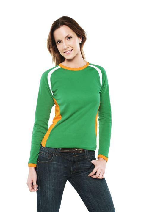 premium sleeve union t shirt by uneek clothing