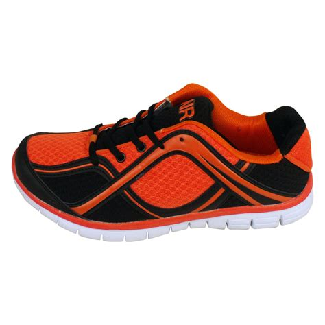 shock absorbing athletic shoes new mens shock absorbing running shoe trainers