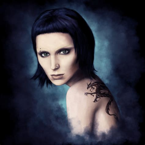 watch the girl with the dragon tattoo the with the by aestra on deviantart