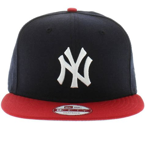 New Era Yankees Cap New Original Topi Baseball new york yankees atlanta braves colors gray snapback new era caps snapbacks