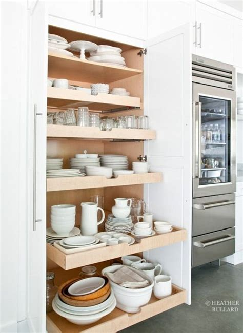 Pantry Dishes by 18 Great Ways To Maximize Your Space Pretty Designs
