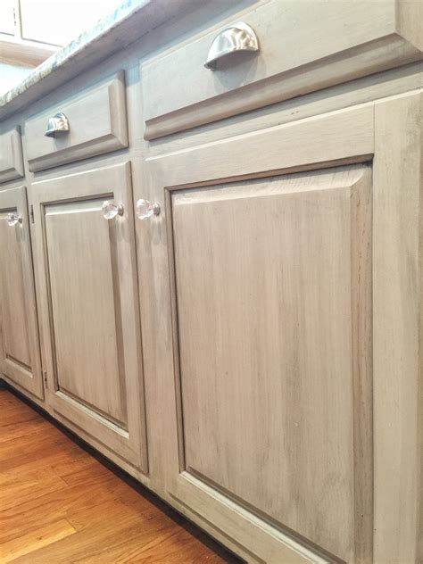 grey glazed kitchen cabinets quicua