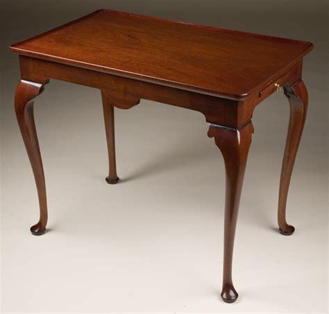 antique reproduction tea table