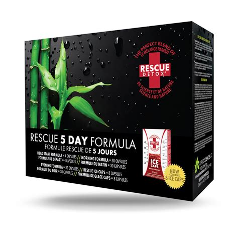 Rescue 5 Day Permanent Detox Kit Reviews by Rescue Detox 5 Day Permanent Kit Passyourtest Ca