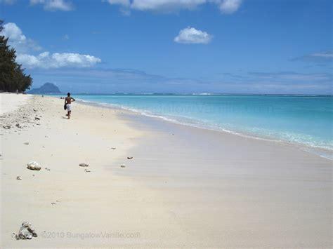 flic en flac beach villa bungalow vanille mauritius