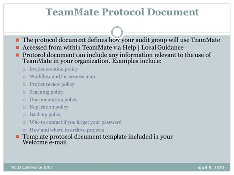 ppt teammate ewp r9 enhancements implmentation best