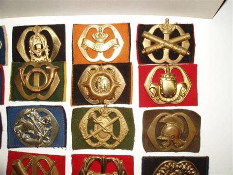 Emblem Baret 1 baret emblemen ned strijdkrachten catawiki