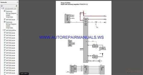 volvo electronic wiring diagram ewd wiring diagram with