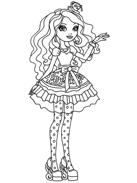 ever after high christmas coloring pages ever after high coloring pages download and print ever