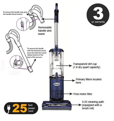shark navigator light nv105 shark navigator lightweight upright vacuum nv105 review