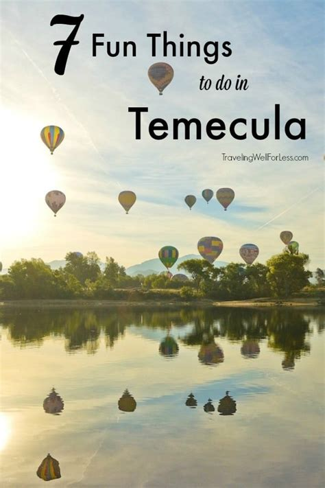 7 Interesting Things To Do In A Traffic Jam by 7 Things To Do In Temecula