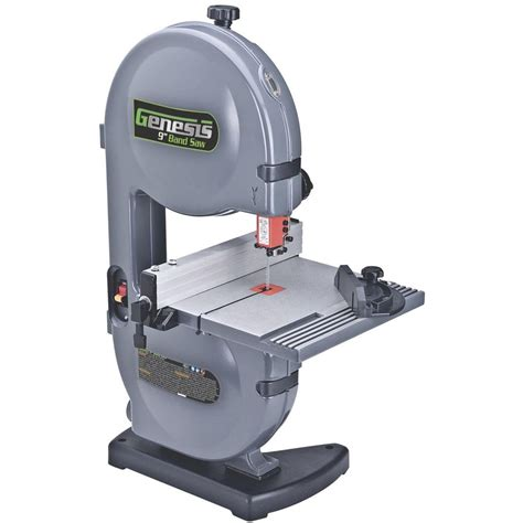 bench bandsaw genesis 2 2 amp 9 in band saw gbs900 the home depot
